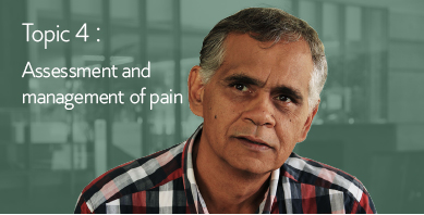 Course Image PCC4U EN Toolkit - Topic 4:  Assessment and Management of Pain